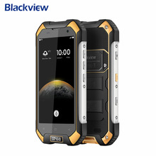 BLACKVIEW BV6000 4.7 inch HD 4G Mobile Phone Android 6.0 MTK6755 Octa Core 3GB RAM 32GB ROM 13.0MP Waterproof IP68 Smartphone
