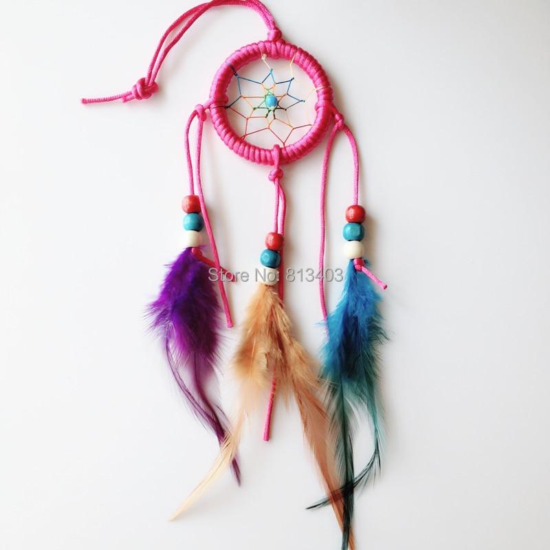 Dream Catcher Whosale Dream Catcher Feather Decor Feather - Ev dekoru - Fotoqrafiya 5