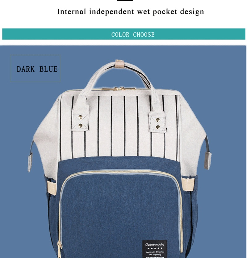 HTB1udvTdB1D3KVjSZFyq6zuFpXa3 Large Capacity Mommy Maternity Bag Diaper Nappy Bag Bolsa Maternida Printed Bebe Bag Travel Backpack Desiger Nursing Baby Care