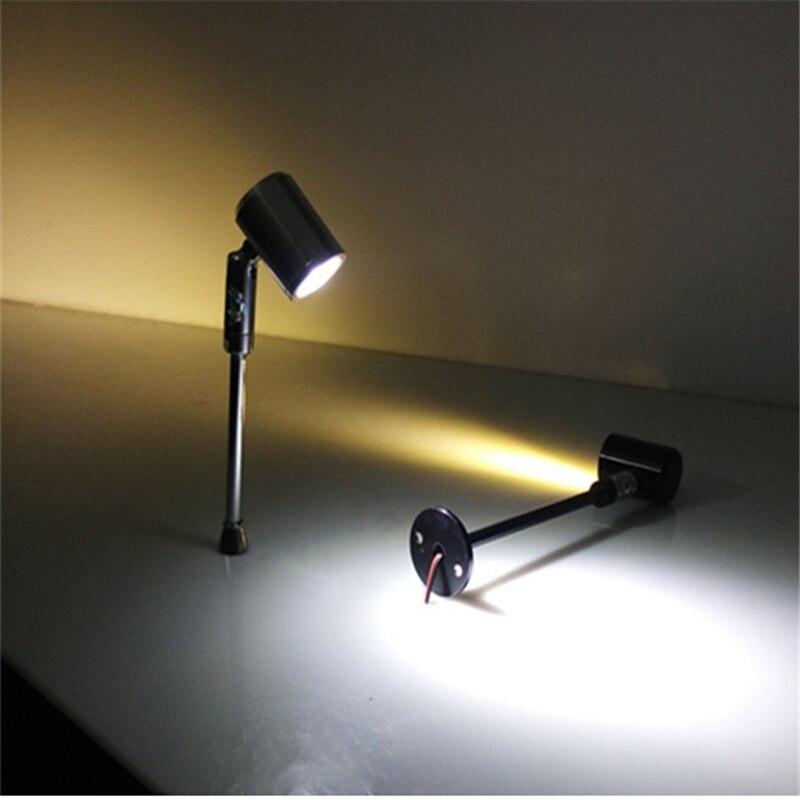 180 градусов rotable1 голова 3 Вт светодиодный прожектор кабинета, 85-265 В переменного тока светодиодный встречный свет, акцентное освещение для витрины, светодиодные лампы выставки