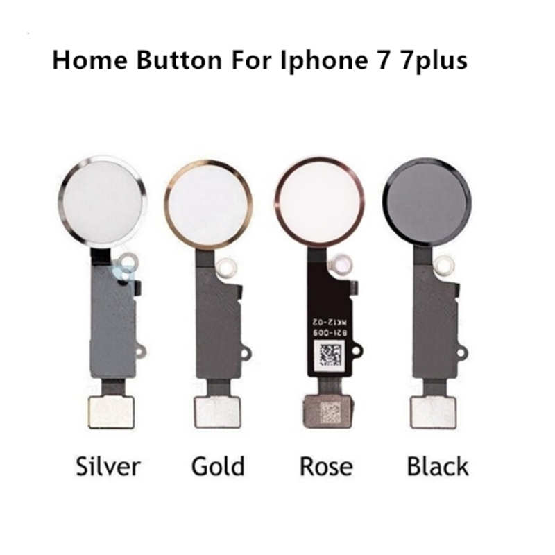 For IPhone 7 Home Button With Flex Cable For IPhone 7 4.7