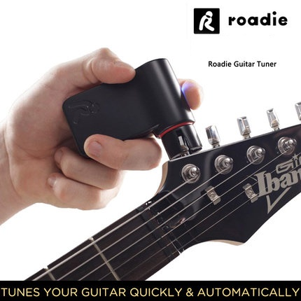 IM Roadie Tuner Automatic Guitar Tuner