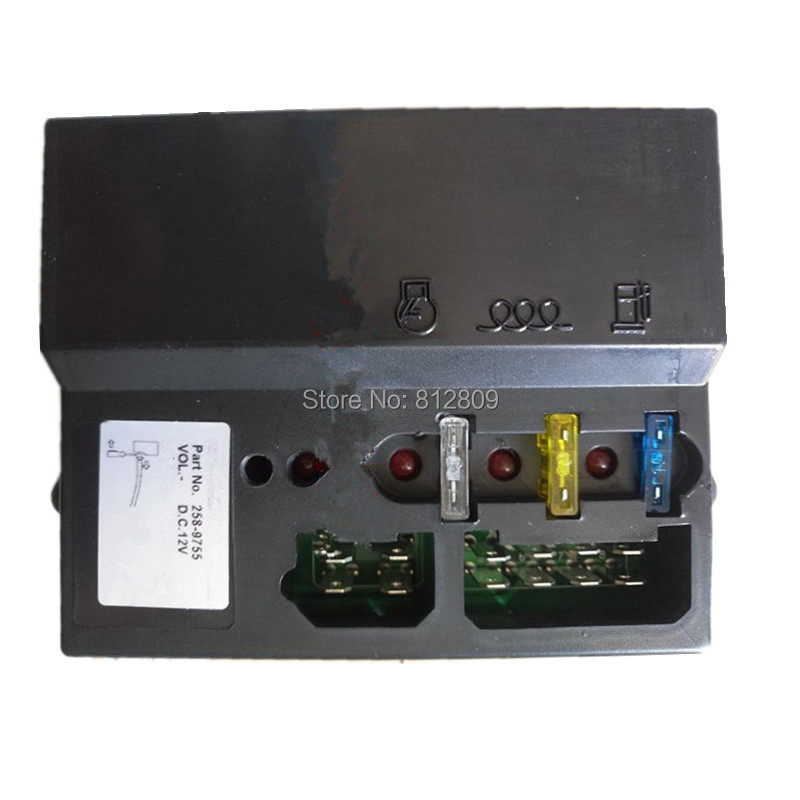 High quality interface Module MK3 258-9755 2589755 For Diesel Generator PartsHigh quality interface Module MK3 258-9755 2589755 For Diesel Generator Parts
