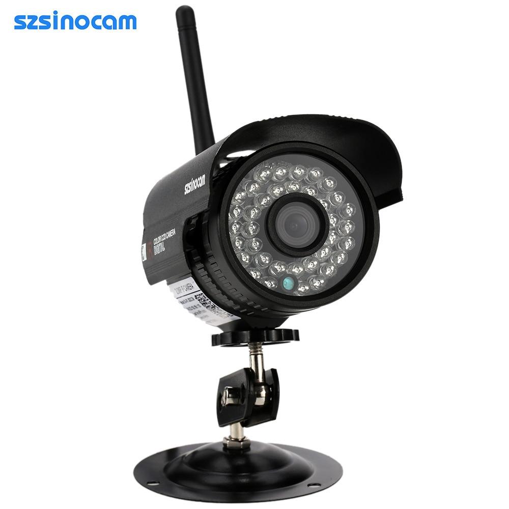 szsinocam HD 720P 1.0MP P2P Wireless WIFI IP Camera CCTV Waterproof Security APP