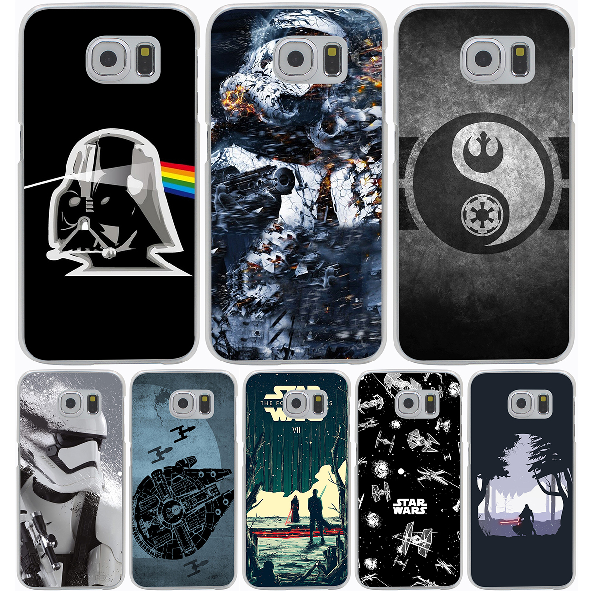 incredible star wars 39 phone covers cases for galaxy s7. Black Bedroom Furniture Sets. Home Design Ideas
