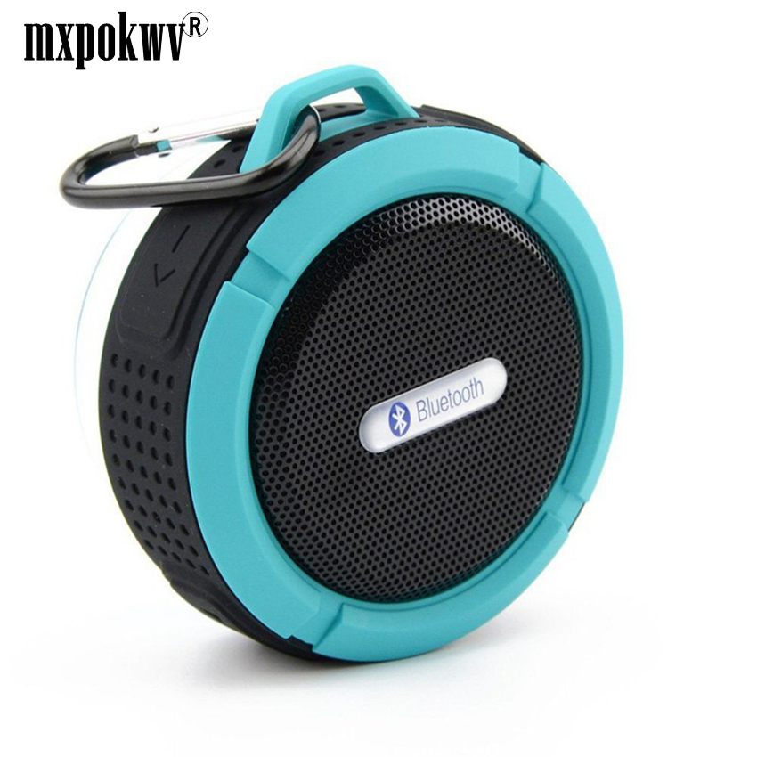 portable wireless bluetooth speaker waterproof sound box. Black Bedroom Furniture Sets. Home Design Ideas