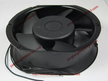 Free Shipping Emacro SAN JUN SJ1725HA2 DC 220-240V 0.28A 2-wire 170mm 170x150x51mm Server Round Cooling fan