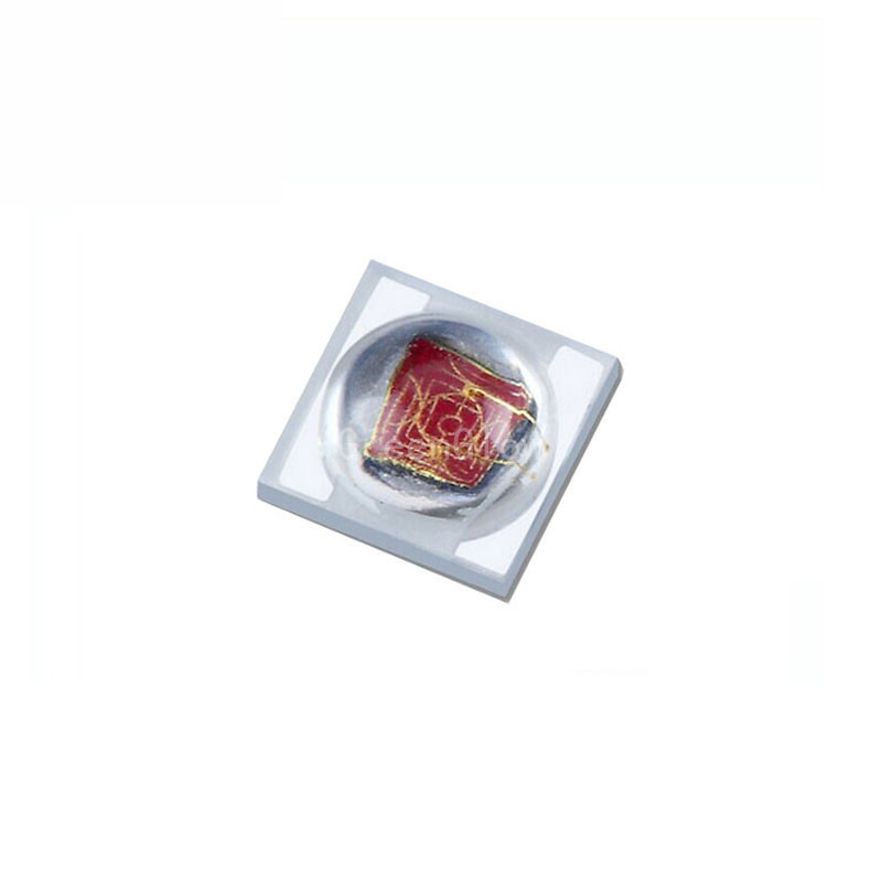 20 ~ 500X alta qualidade 1 W/3 W 3535SMD Vermelho 620-630nm LED chip frete grátis