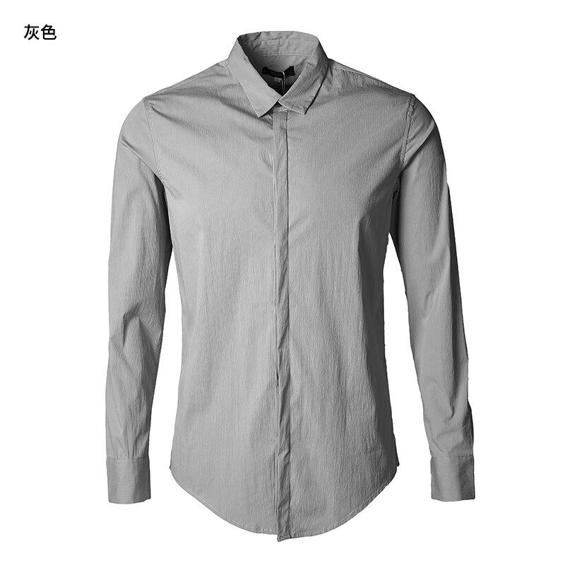 Affari Sociale Uomini Camicie 16