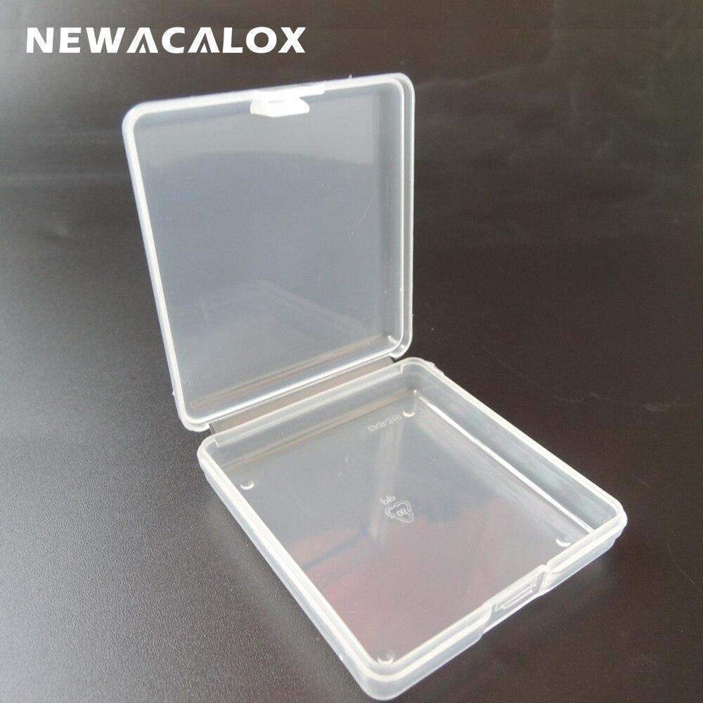 10 шт. мини-прозрачный Коробки для инструментов электронный Пластик часть контейнера Toolbox шкатулка SMD SMT винт рыболовный крючок компонент кор... ...