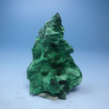 Plush malachite natural stone ore mineral crystal mineral specimens teaching specimens gem collection 19