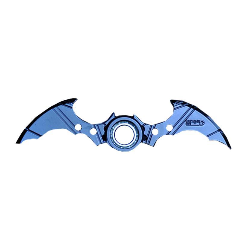 Alloy Fidget Spinner RingTri Hand Spinner ADHD Anti-Autism Kids Fidget Toys