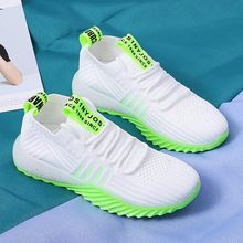 Summer Breathable Sneakers Woman Sports Shoes Sport