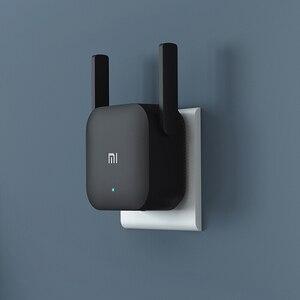 Image 5 - Originale Xiaomi Router WiFi Pro 300 M Amplificatore di Rete Expander Ripetitore 2.4G Wifi Segnale Extender Roteador Antenna del Router Wi Fi