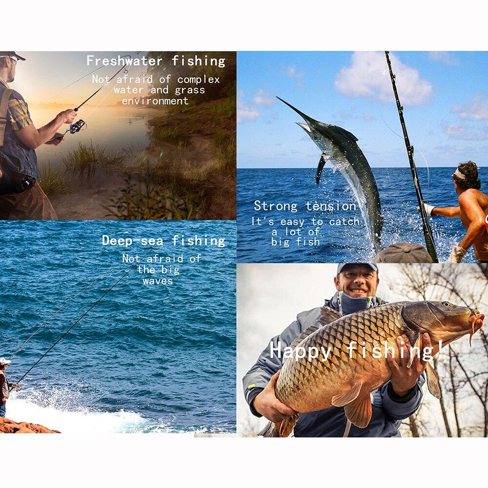 500M Nylon Line Mono Clear Super Strong GT Sport Sea Lake Fishing Line