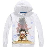 Anime Kame Sennin Cosplay Master Roshi Hoodie Dragon Ball Z Sweatshirt Men