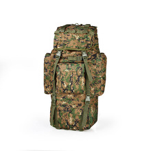 super light 40x22x75cm 65L tactical molle backpack water-proof oil-proof for hunting camping bag PP5-0055