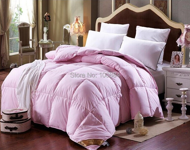 Online Buy Wholesale duck down bedding from China duck down ... : duck feather quilt king size - Adamdwight.com