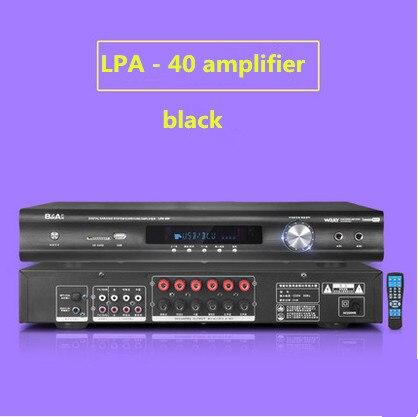 bilder für LPA40F/LPA50 600 Watt FIHI AV 5,1 kanal heimkino Haushalt high-power Bluetooth 4,0 digitale HIFI stereo verstärker