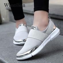 Fashion Sneakers Women Trainers Vulcanized Shoes Casual Teni