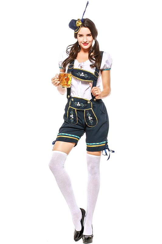 Germany Tradition Costume Oktoberfest Costume 1