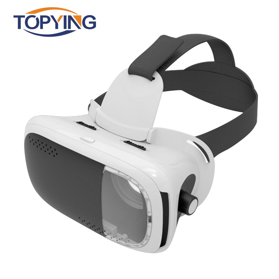 VR BOX VR Headset 3D Glasses Virtual Reality Glasses/Goggles Cardboard 100% Original For Iphone Android Samsung Smartphone