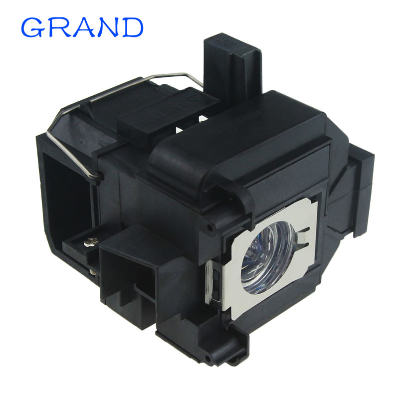 ELPLP69 Compatible Lamp with Housing for EPSON EH-TW8000 EH-TW9000  EH-TW9100 PowerLite HC5010 , HC 5020UB Projectors HAPPY BATE elplp69 replacement lamp with housing for epson eh tw8000 eh tw9000 eh tw90000w eh tw9100 powerlite hc5010 hc 5020ub happybate