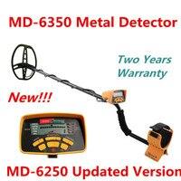 Original MD 6350 Underground Metal Detector Gold Digger Treasure Hunter MD6350 Professional Detecting Equipment