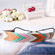 Ethnic Boho Embroidered Headband