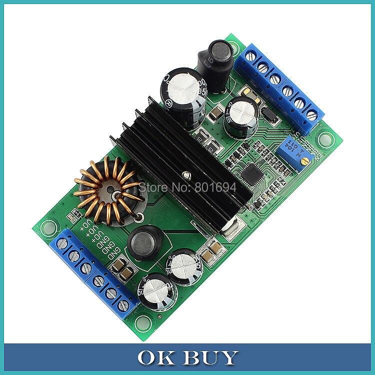 10Pcs Lot 14A 5 32V 200KHz High Power Automatic Step UP Down Module LTC3780 Car PC