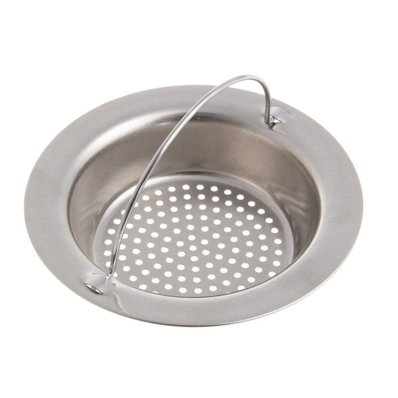 Kitchen Drain Filter Sink Strainer Waste Plug