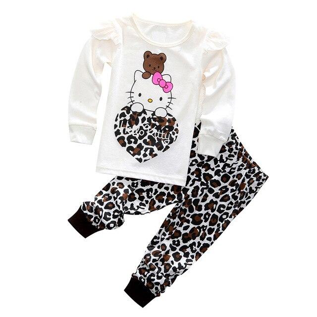 Character Pajamas Sets
