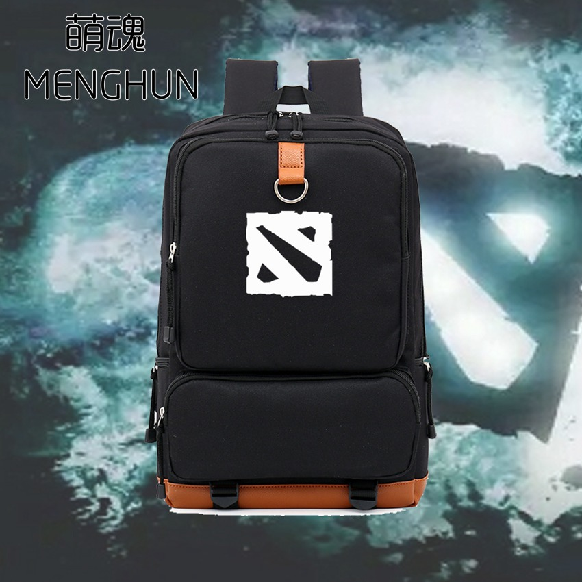DOTA2 new design COOL game fans icon TI international Championship shield Agis printing backpack school bag GAME props NB123DOTA2 new design COOL game fans icon TI international Championship shield Agis printing backpack school bag GAME props NB123