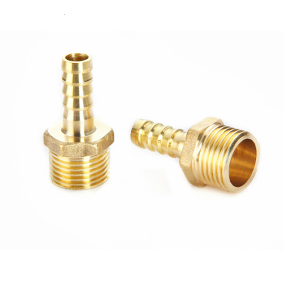APS 1//2 Inch BSP To 5//8 Inch BSP Male To Male Oil Fitting Adaptor