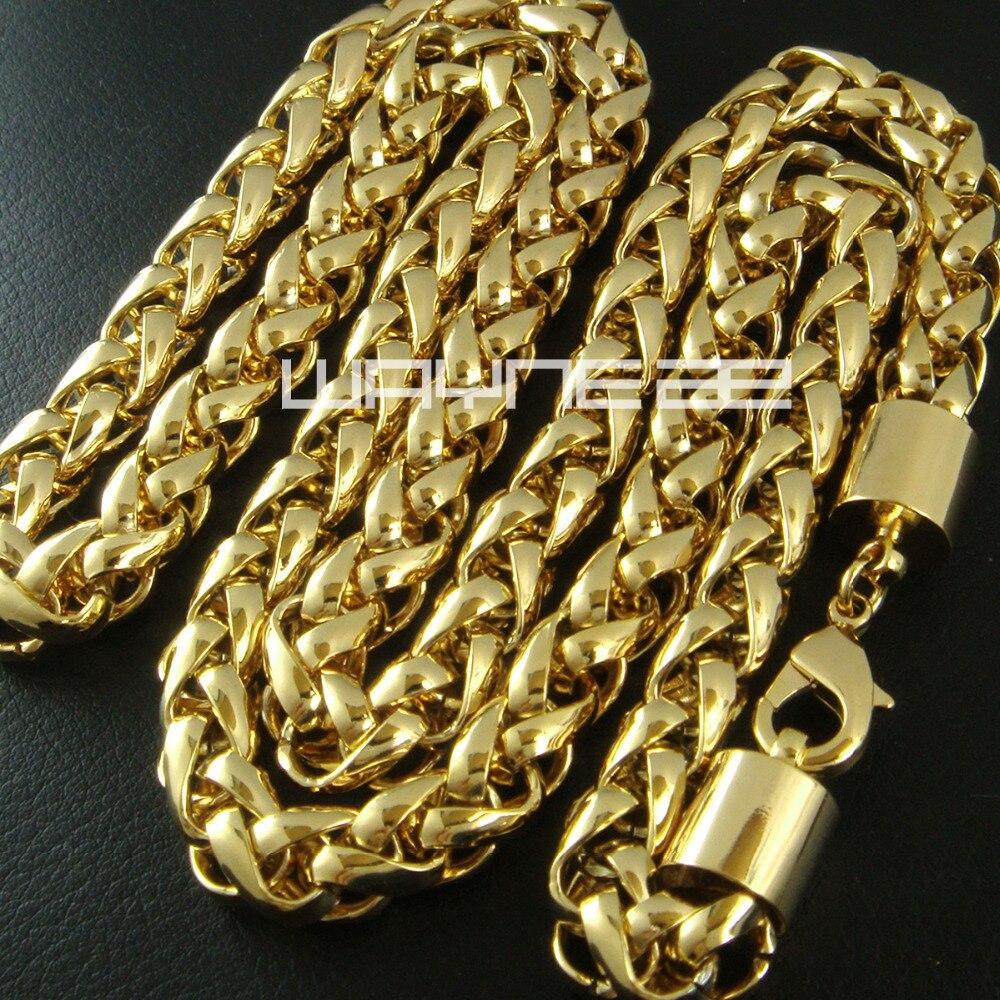 Для мужчин модные цепи Цепочки и ожерелья N49