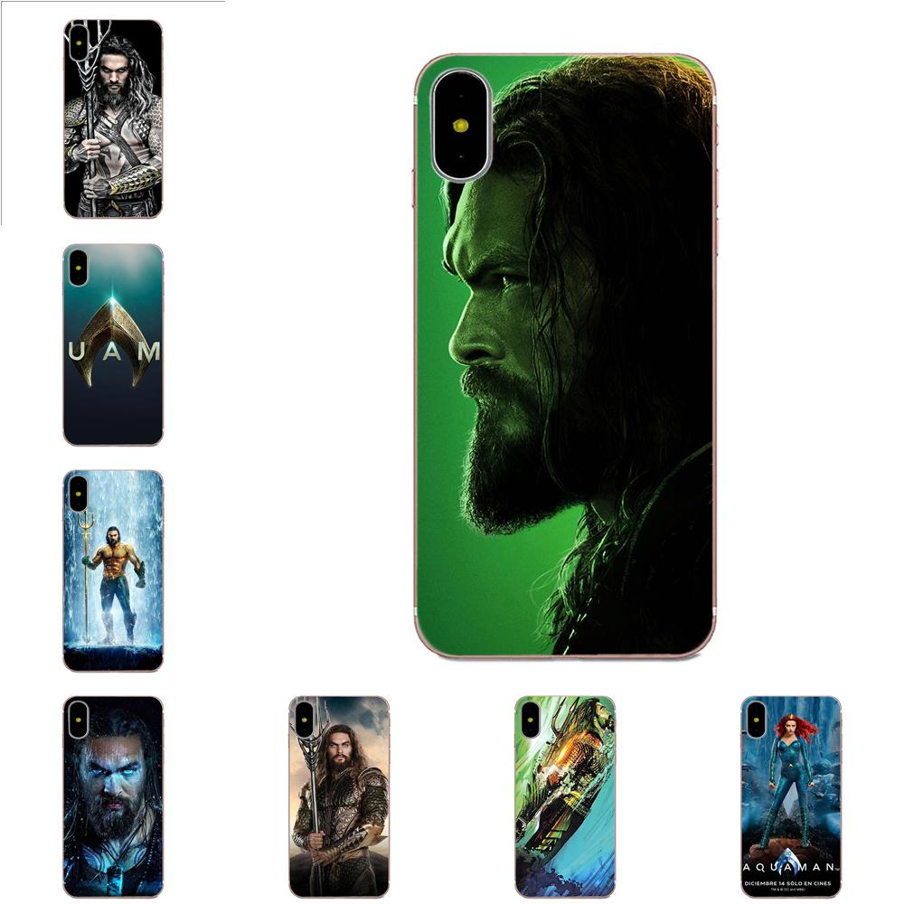 New High Quality Phone Case Movie Aquaman For Galaxy Grand Alpha G850 Core2 Prime S2 I9082 A3 A5 A7 On5 On7 2015 2016 2017 image