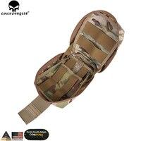Emersongear EG Style EI Medic Pouch Magazine Pouch Molle Dump Drop Pouch Military Armay EDC Bag multicam EM9284