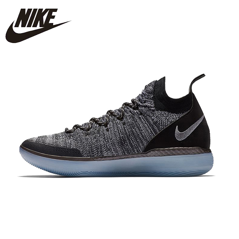 cb6508499fa6 NIKE ZOOM KD11 EP Original Mens Basketball Shoes Stability Breathable High  Quality Sneakers For Men Shoes