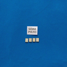 Пьезоэлектрический PZT керамическая пластина 10*8*1mm-PZT5 PZT чип ультразвуковой датчик энергии/сбора электроэнергии датчик давления лист