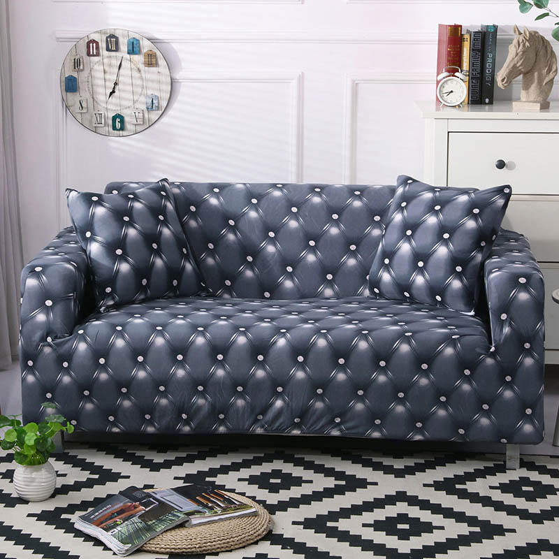 New 1//2//3//4 Seat Sofa Cover Slipcover Stretch Elastic Couch Furniture Protector