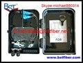 8 Caixa de 16 Núcleos De Fibra Óptica FTTH, Caixa de Material ABS, FTTH Caixa de Distribuição, PLC Divisor de Seleção