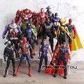 Marvel Avengers 3 unendlichkeit krieg Film Anime Super Heros Captain America Ironman Spiderman hulk thor Superhero Action Figur Spielzeug|Action & Spielfiguren|Spielzeug und Hobbys -