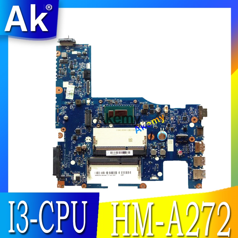 ACLU1/ACLU2 NM-A272 Laptop Motherboard For Lenovo G50-70 Z50-70 G50-70M Motherboard I3 CPU Test Motherboard Original