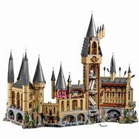 2018 Новый шт./пакет 6742 Гарри Поттер Магия хогварт замок Compatibel Legoingly 71043 здания Конструкторы кирпичи Малыш diy игрушечные лошадки Best подарок