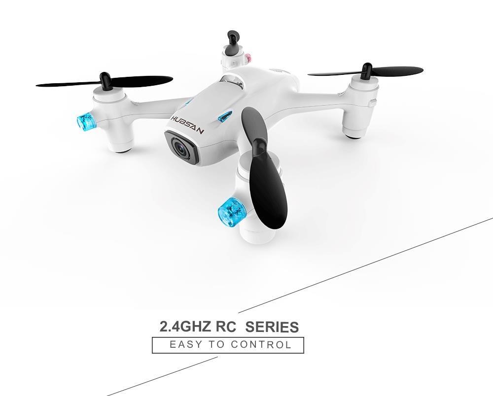 F16766 hubsan x4 camera più h107c + 6-axle gyro rc quadcopter con 720 p macchina fotografica rtf 2.4 ghz