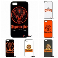 Jager-inspired phone case for iPhone 4 4S 5 5C SE 6 6S 7 Plus & Galaxy J5 J3 A5 A3 2016 S5 S7 S6