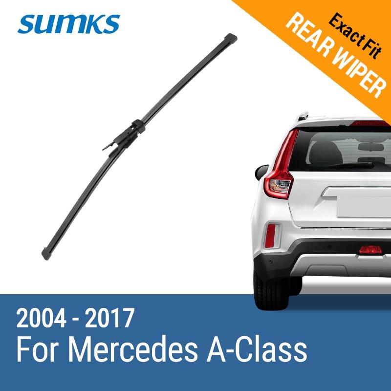 SUMKS Heckscheibenwischerblatt für Mercedes A-Klasse 2004 2005 2006 - Autoteile