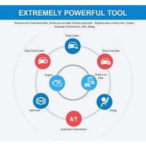 Image 3 - Logiciel de Diagnostic automatique pour Opel com V1.65/V1.78/V1.99, avec version PIC18F458/FTDI, prise OBD2, avec mise à jour flash