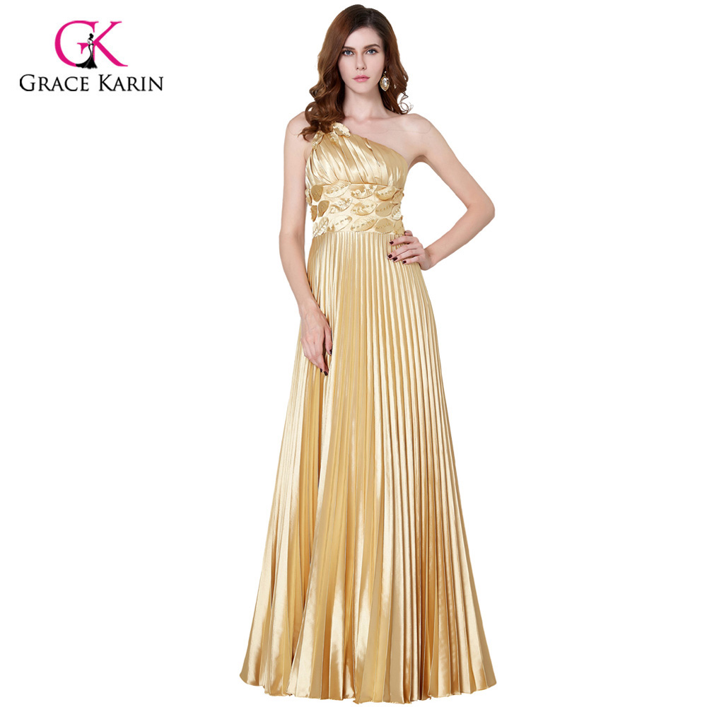 Popular Evening Gown Gold-Buy Cheap Evening Gown Gold lots from ...