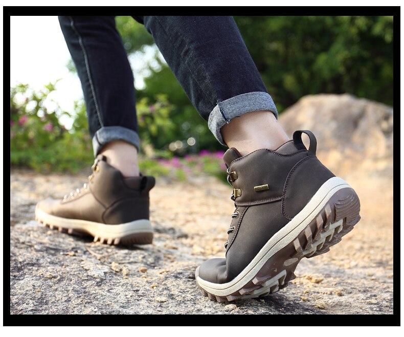 احذية رجالية لفصل الشتاء حجم 39-46 24